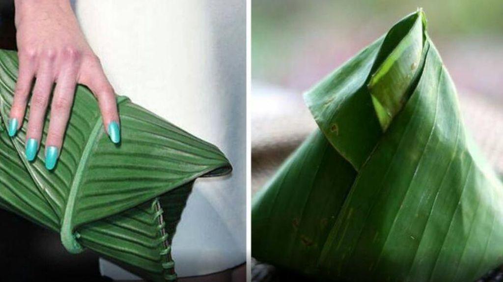 Kocak! Tas Hermes Keluaran 6 Tahun Lalu Disamakan dengan Bungkus Nasi