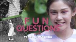 Seru! Fun Questions Bersama Vanesha Prescilla