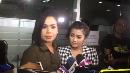 Kata Melaney Ricardo dan Fitri Carlina Sehabis Jenguk Jupe