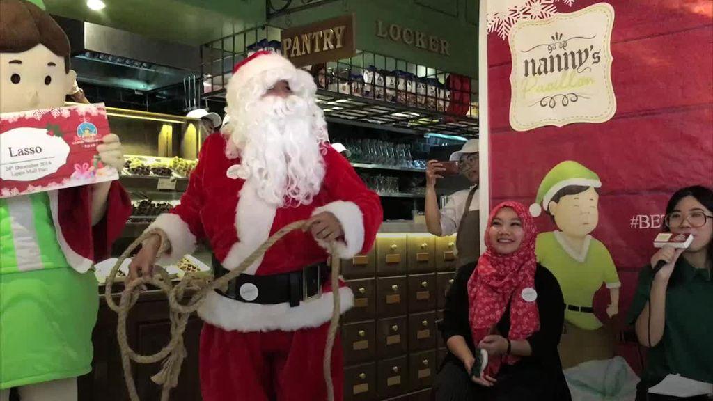 Be The Santa, Ajang Beramal yang Terinspirasi dari Karakter Santa Claus