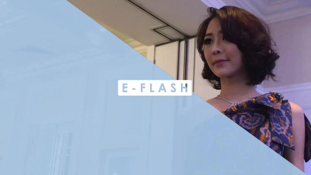 Mix and Match Batik ala Desainer Tina Andrean di Koleksi Terbaru