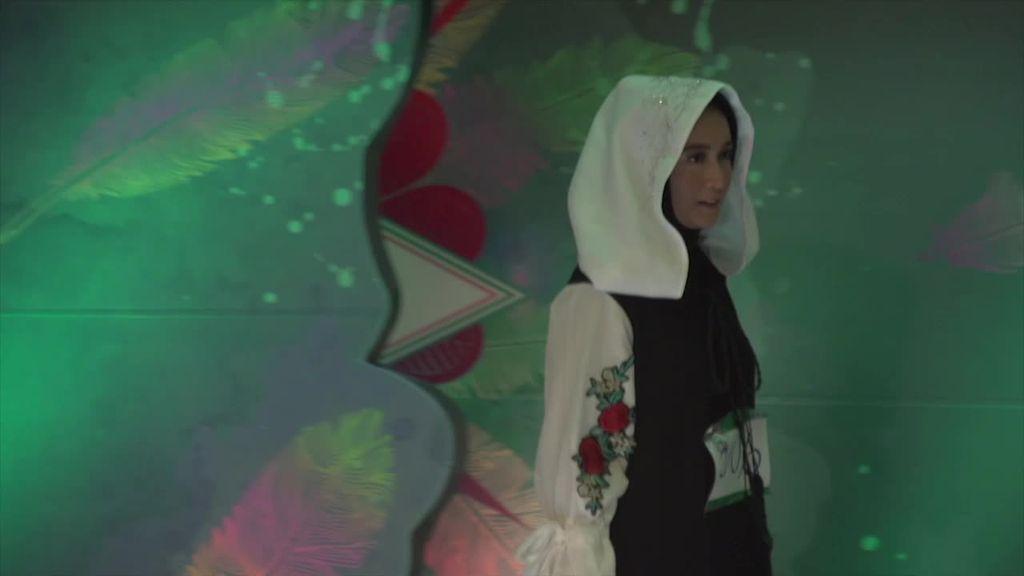 18 Besar Sunsilk Hijab Hunt 2017 Palembang - RA. Qisthia Danastri