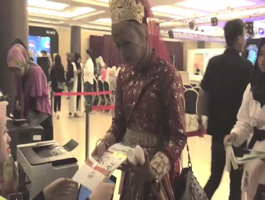 Hijabers Ini Rela Tempuh Jarak Lampung - Bandung Demi Ikuti Audisi