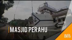 Unik! Arsitektur Masjid Ini Terinspirasi Kisah Nabi Nuh