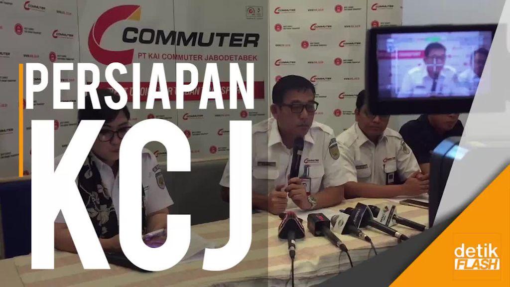 KCJ Siapkan POS Mobile Antisipasi Lonjakan