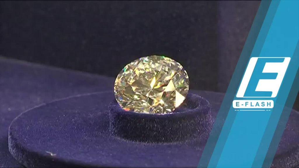 Berlian 51 Karat Ini Dilelang, Tertarik?