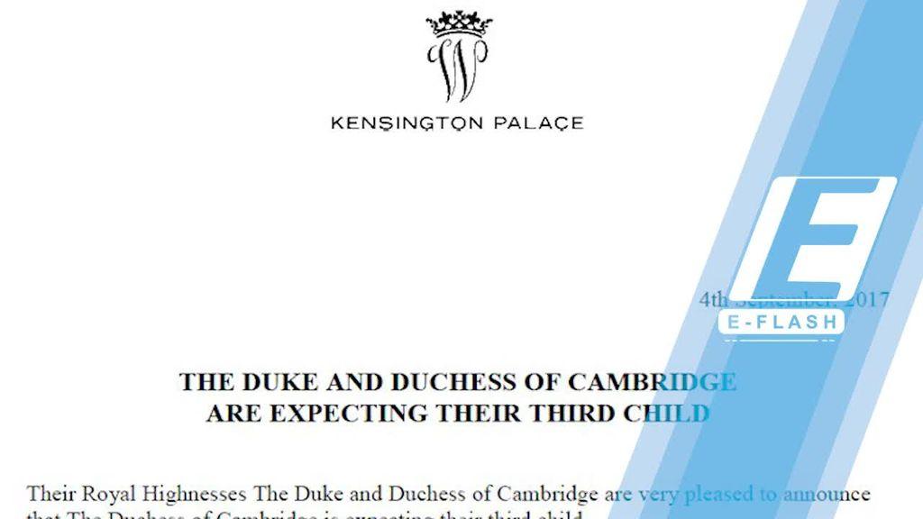 Selamat! Kate Middleton Hamil Anak Ketiga