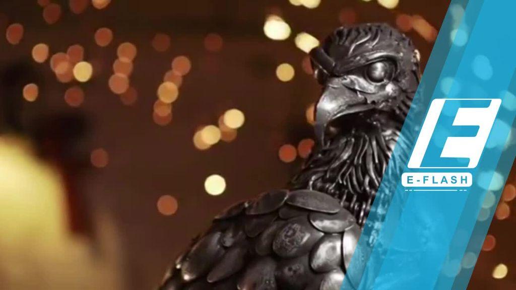 Gokil! Patung Binatang dari Besi Bekas Ini Keren Banget