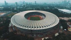 Melihat dari Langit Stadion Utama GBK dan Gemerlap Kecanggihannya