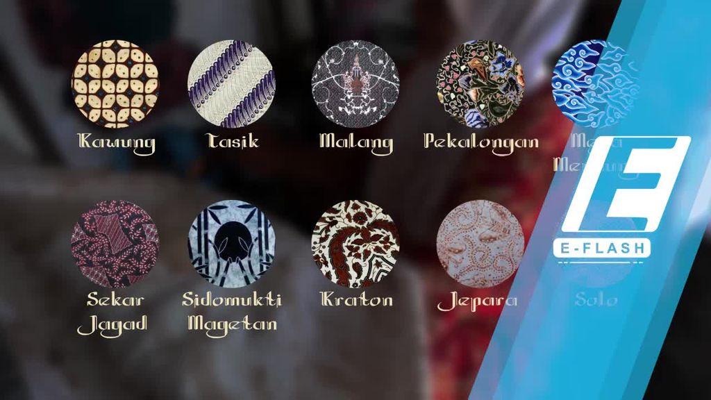 Ini Sejarah Singkat Batik Indonesia