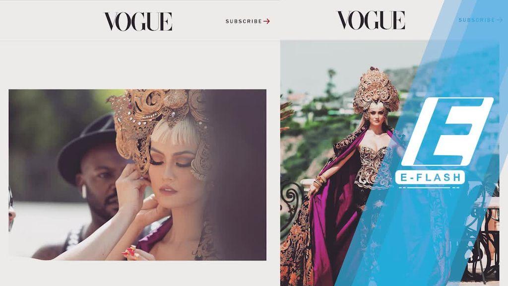 Agnez Mo Lagi-lagi Masuk Majalah Vogue!