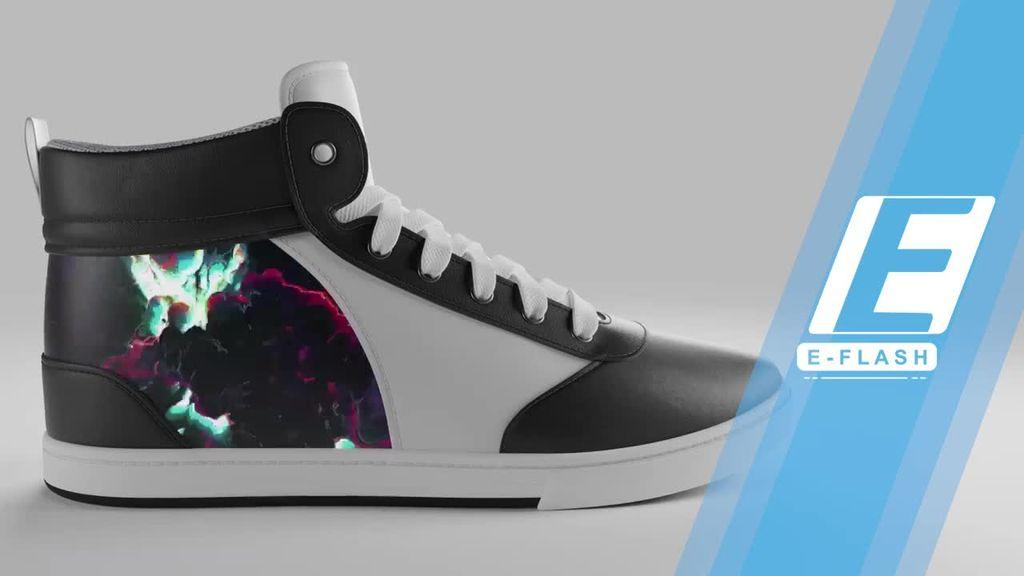 Canggih! Sneaker ini Bisa Gonta-ganti Desain