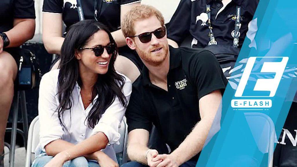Pangeran Harry dan Meghan Markle Diam-diam Bertunangan
