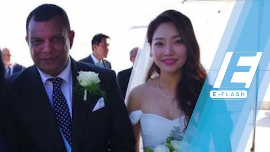 Beredar Video Pernikahan Bos AirAsia dengan Wanita Korsel