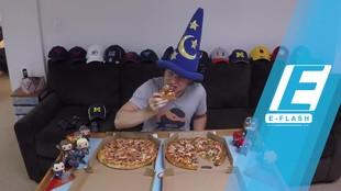 Makan Pizza Setiap Hari, Pria Ini Buktikan Diet Tetap Sukses