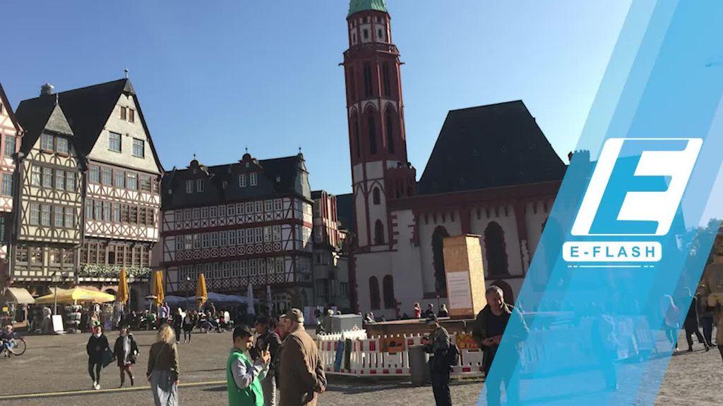Menengok Romer, Balaikota Frankfurt yang Megah