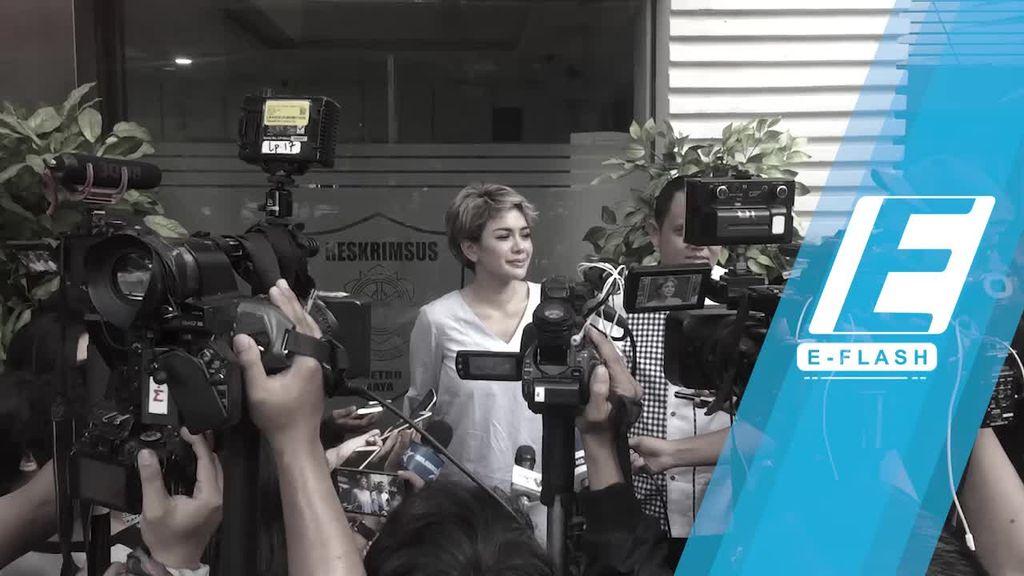 Dilaporkan Sam Aliano Lagi, Nikita Mirzani: Nggak Takut