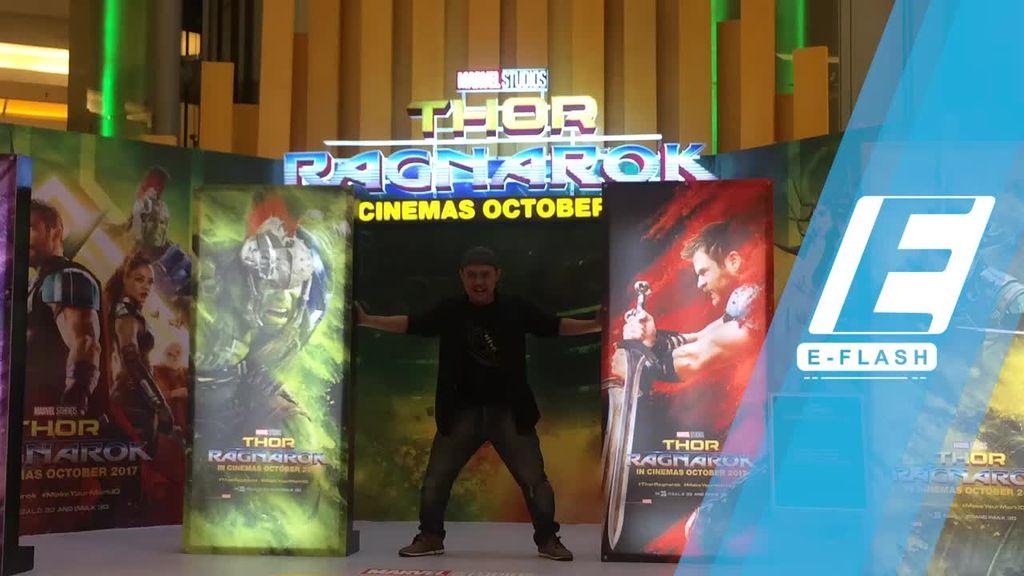 Rasakan Petualangan Seru Bersama Karakter Thor: Ragnarok