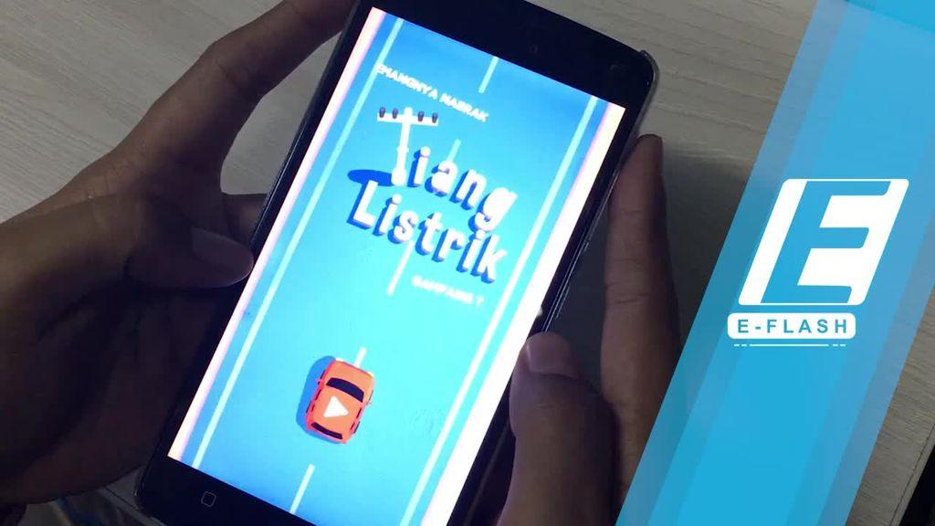 Gercep! Kini Muncul Game Tiang Listrik di Android