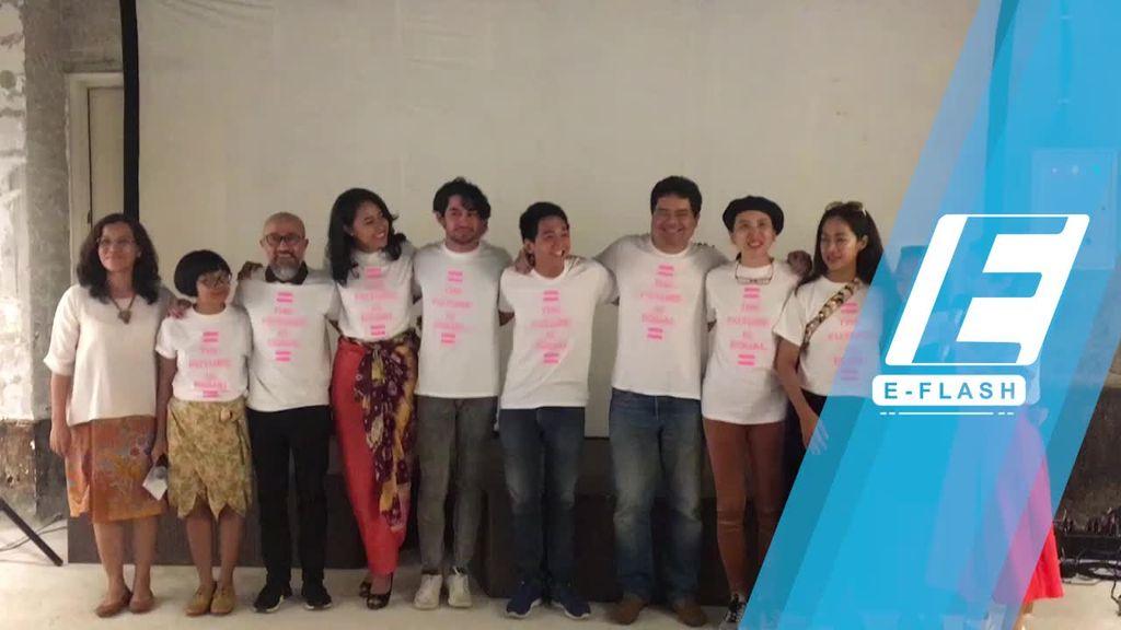 EnamBelas Film Festival untuk Gerakan Anti Kekerasan Perempuan