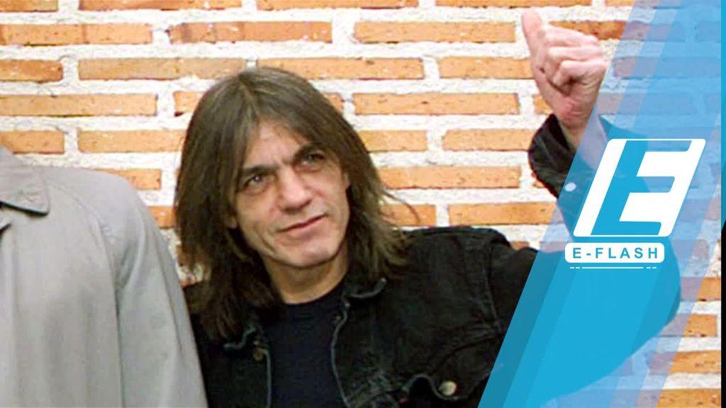 Gitaris AC/DC Malcolm Young Meninggal Dunia