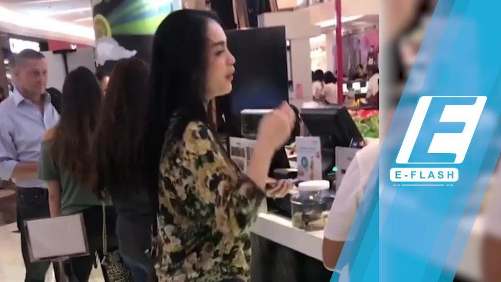 Jennifer Dunn Dilabrak Putri Sarita Shafa Aliya