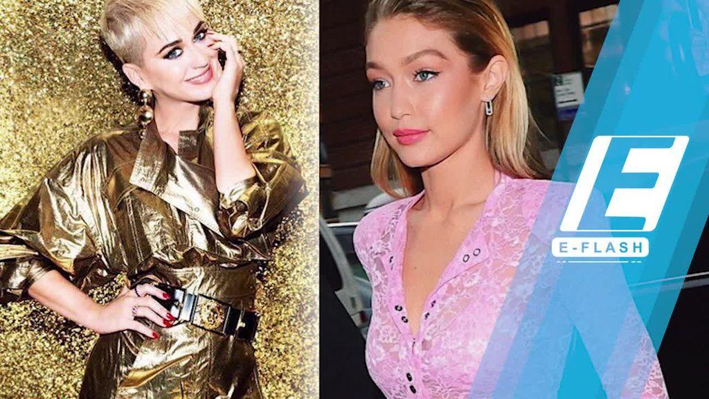 Katy Perry dan Gigi Hadid Batal Tampil di Victorias Secret