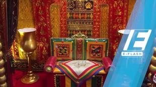 Intip Dekorasi Ngunduh Mantu Kahiyang-Bobby di Medan