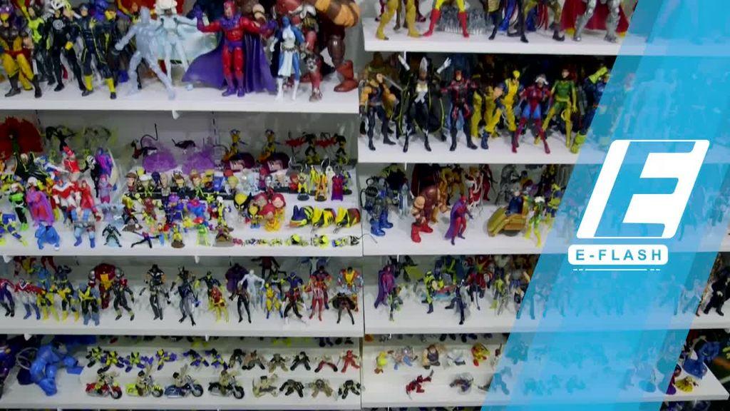 Punya 15 Ribu Koleksi X-Men, Pria Ini Pecahkan Rekor Dunia!