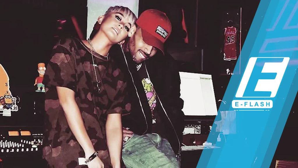 Agnez Mo Kolaborasi dengan Chris Brown?
