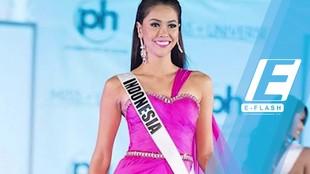 Wah, Bunga Jelitha Dijagokan Masuk Top 5 Miss Universe 2017