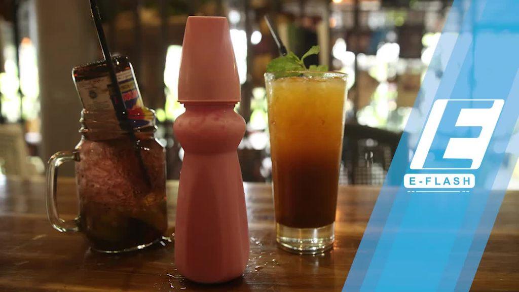 Sosmed Cafe : Mie Tuyul hingga Es Lekong
