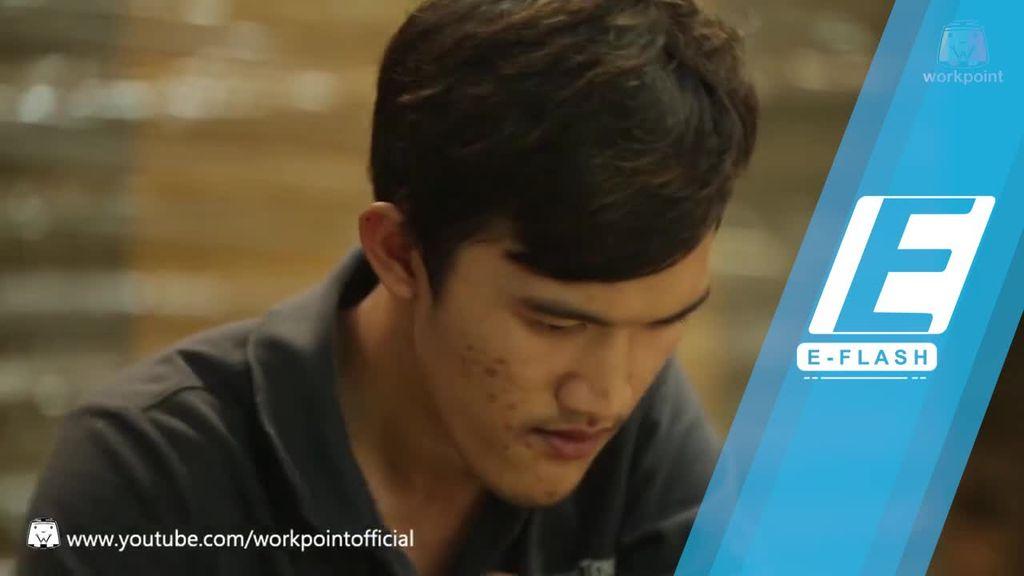 Transformasi Buruh Thailand Jadi Bintang K-Pop