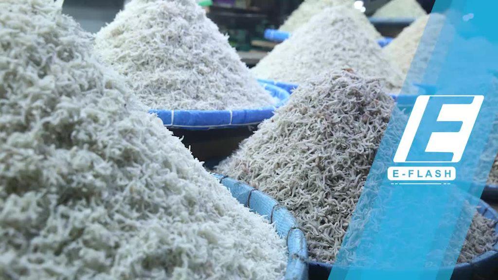 Suka Ikan Asin? Mampir Yuk ke Pajak Central Medan