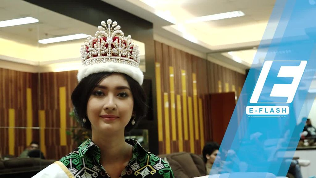 Cerita Kevin Lilliana di Karantina Miss International 2017