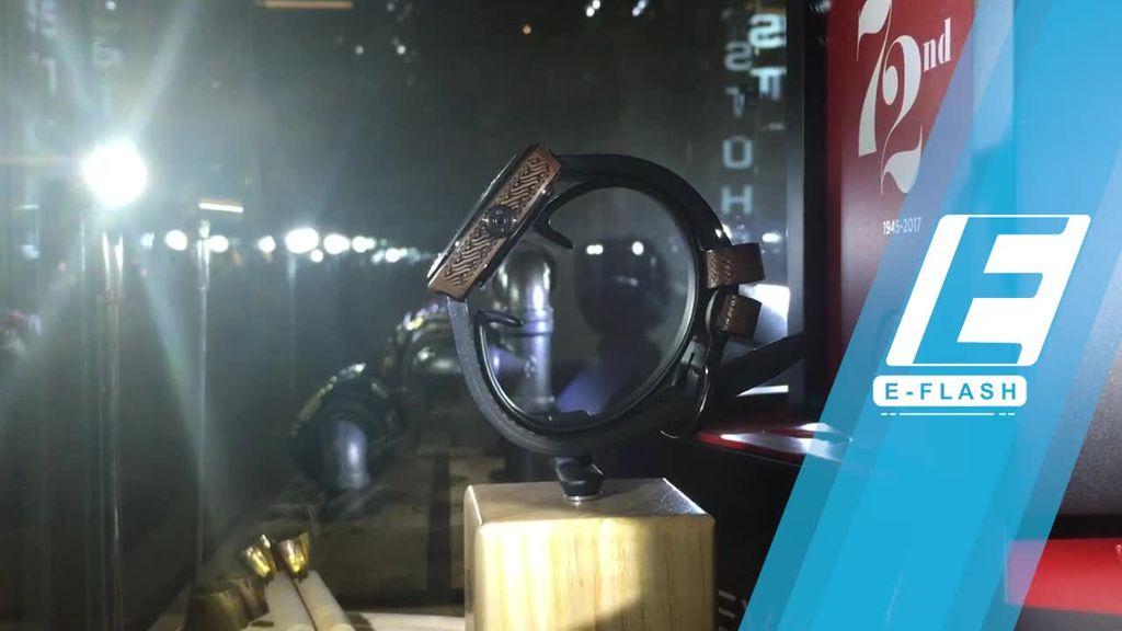 Sevenfriday Luncurkan Jam Bertema Batik Keris Edisi Indonesia