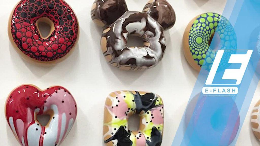 Donut Lucu dan Ngegemesin dari Keramik Ini Bikin Lapar Mata
