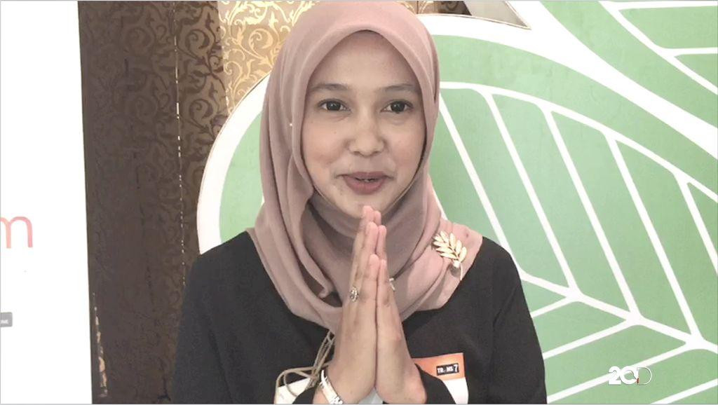 Peserta Ini Tempuh 18 Jam Demi Audisi Sunsilk Hijab Hunt 2017 Medan