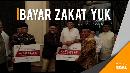 Bank Mega Syariah Salurkan Zakat Rp 3,6 Miliar