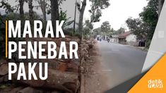 Waspada Ranjau Paku di Jalur Alternatif Bandung-Sumedang