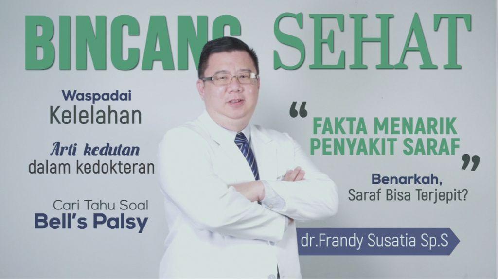 Begini Penjelasan Dokter Soal Kedutan