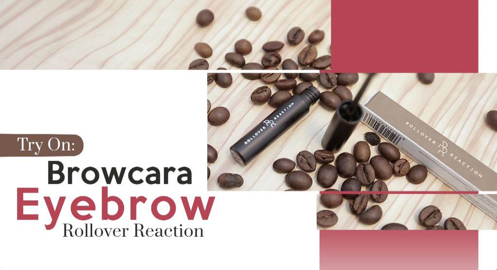 Baru! Produk Rollover Reaction Browcara Eyebrow
