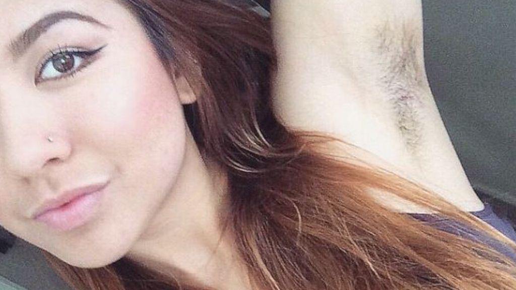 Tren Baru! Wanita Pamer Rambut Ketiak di Instagram