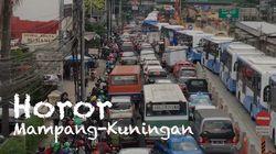 Melihat Neraka Jakarta dari Lensa Drone