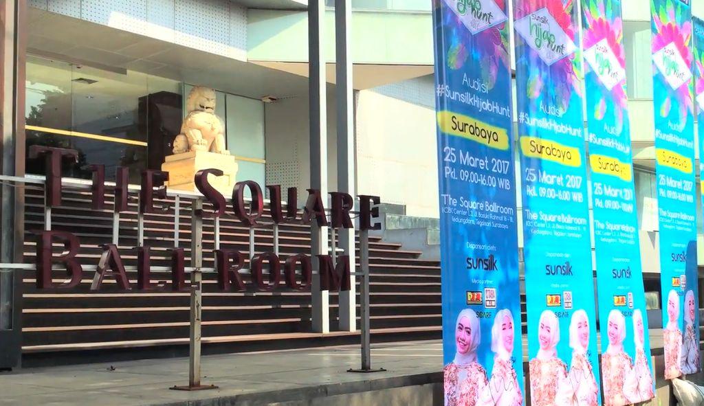 Ramainya Audisi Sunsilk Hijab Hunt 2017 di Kota Pahlawan