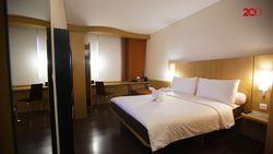 Sejuknya Hotel di Pusat Kota Surabaya