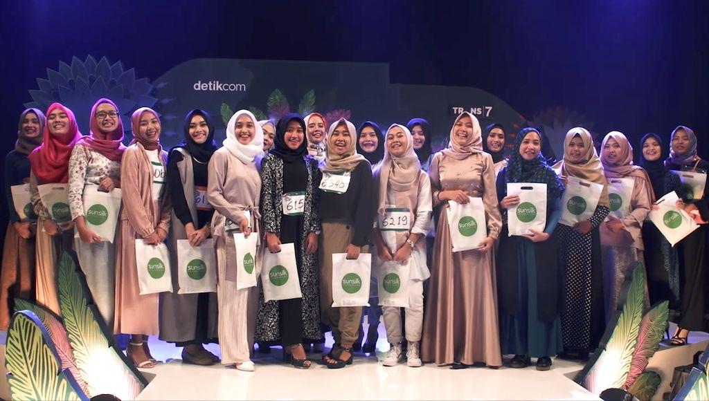 Video Series: Audisi Sunsilk Hijab Hunt 2017 Jakarta - Episode 11