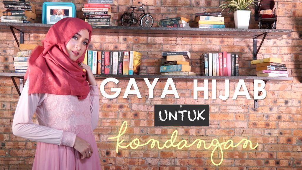 Hijab Style: Gaya Hijab untuk Kondangan