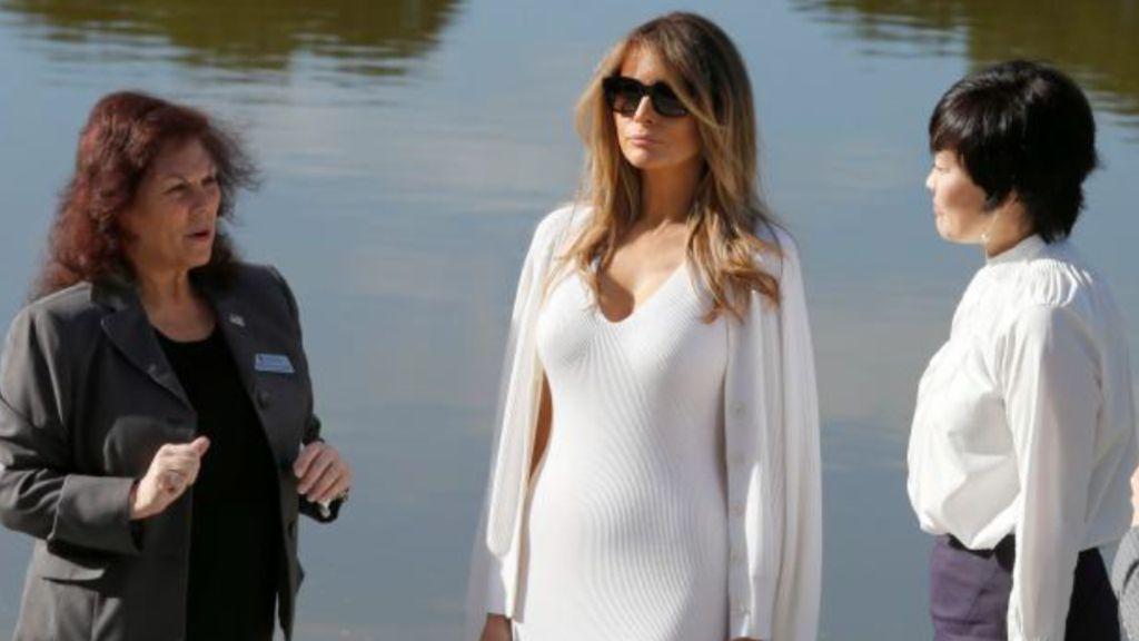 Lagi-lagi Melania dan Ivanka Trump Diboikot Desainer Dunia