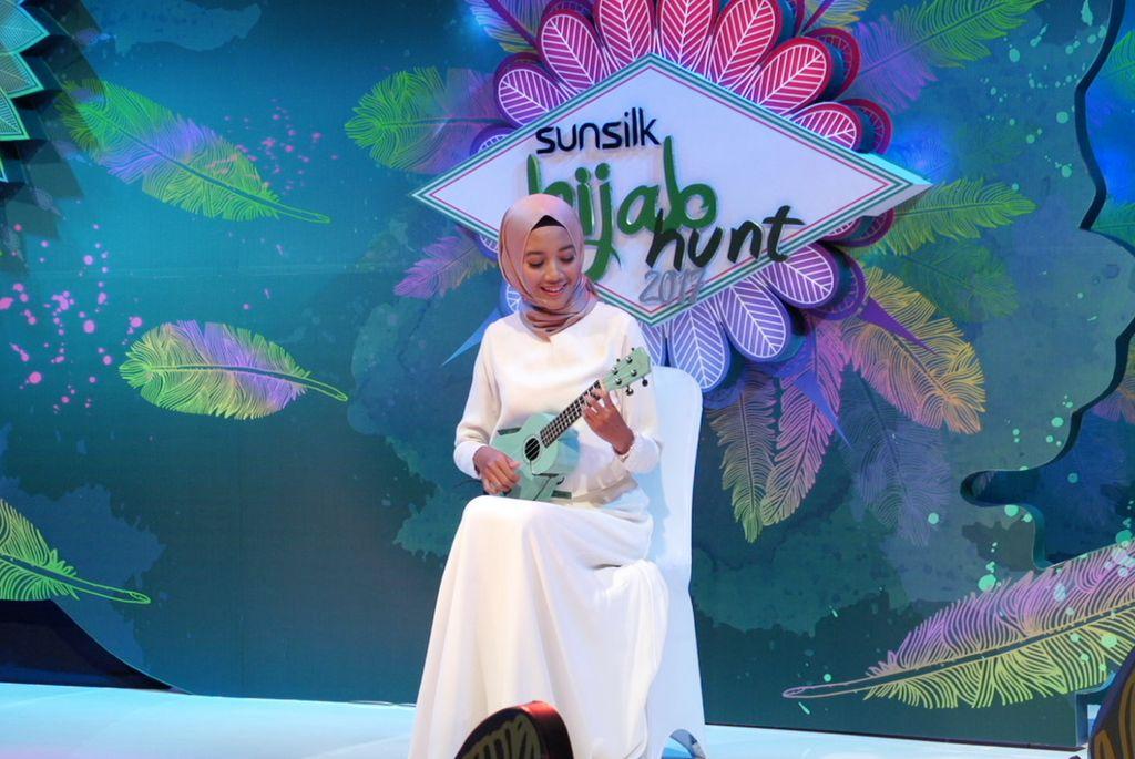 20 Besar Sunsilk Hijab Hunt 2017 Yogyakarta - Lintang Kinalit